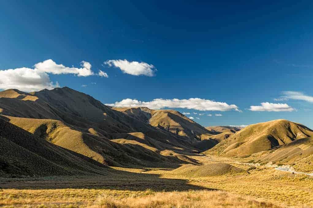 Podróż do Nowej Zelandii - Nowa Zelandia