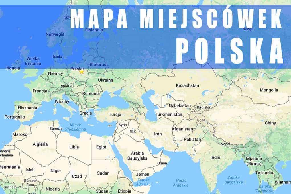 Miejsca do fotografii krajobrazu - Polska