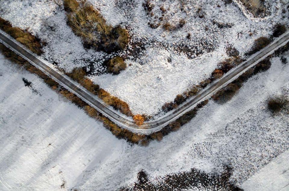 Fotografowanie zimowego krajobrazu - kilka praktycznych porad